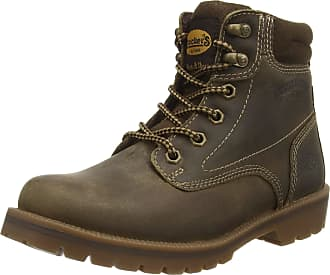 Dockers by Gerli Womens 35aa202-400 Ankle Boots, Brown (Cafe), 6.5 UK