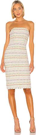 NBD Rosalie Dress in Ivory