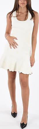 Alexander McQueen Shell Embroidered Mini Dress Größe S