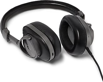 Master & Dynamic Mw60 Leather Wireless Over-ear Headphones - Black