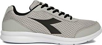 Diadora Running Shoe Robin for Man UK Light Grey Black