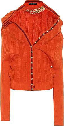 Y / Project Embellished wool cardigan