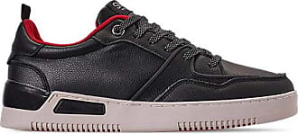 SNKR Project Mens SNKR Project Lafayette Casual Shoes, Black