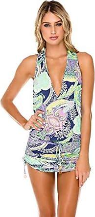 Luli Fama Womens Swimwear, -Marino, SML