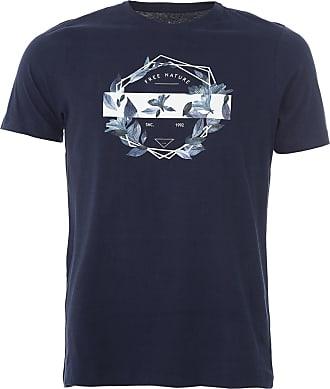 Handbook Camiseta Handbook Nature Azul-Marinho