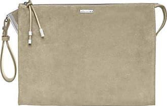 Maison Héroïne Handtasche Damen, Iva Tablet, Delicate Sand