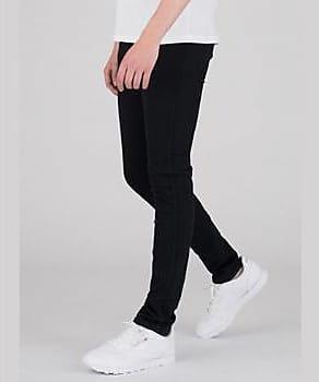 Dr. Denim Snap Black Unisex Jeans - 31 - Black
