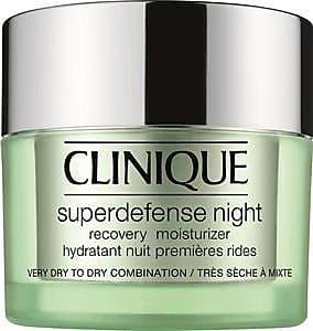 Clinique Feuchtigkeitspflege Superdefense Night Recovery Moisturizer Hauttyp 1/2 50 ml