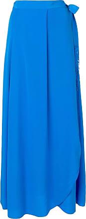 Forte_Forte side tie skirt - Azul