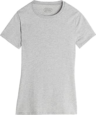 intimissimi Womens Short-Sleeved Stretch Supima Cotton Top