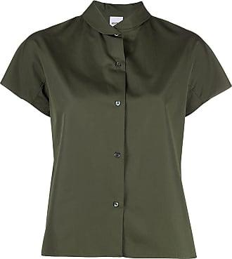 Aspesi Camisa com botões - Verde