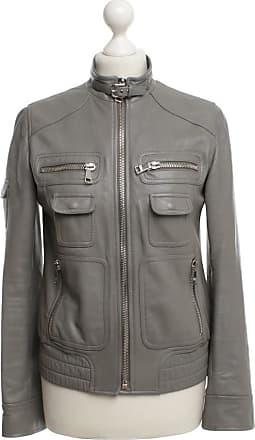 wähle das Neueste wie man wählt wo zu kaufen Lederjacken in Grau: Shoppe jetzt bis zu −70% | Stylight