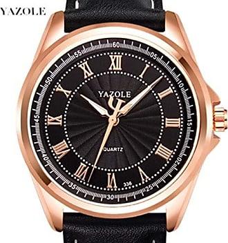 Yazole Relógios de Luxo em Aço Inoxidável YAZOLE D336 (4)