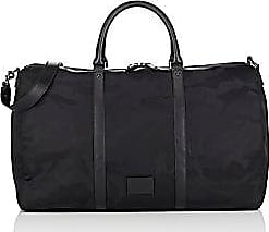 Valentino Mens Camouflage Duffel Bag - Black