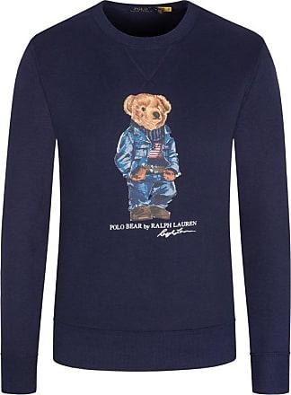 Polo Ralph Lauren Sweatshirt mit Bärchen-Print von Polo Ralph Lauren in Marine für Herren