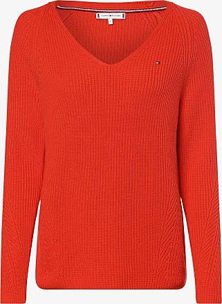 Tommy Hilfiger Damen Pullover rot