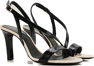 Lanvin Sandals for Women On Sale in Outlet, Black, Leather, 2019, 3.5 6 7.5