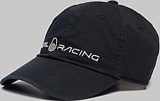 Sail Racing Keps Bowman Logo Cap Carbon Svart