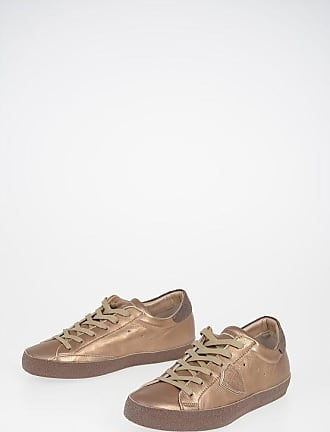 Philippe Model Leather PARIS Sneakers with Glitter size 38