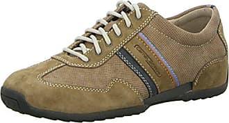 camel active Space 137.24 Herren Sneakers Cord SuedeNavy