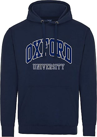 Oxford University Hoodie - Navy - S