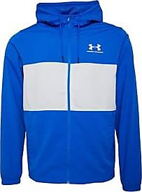 Under Armour loose fit mesh lined zip through jacket with UA Storm technology to protect you from the wind and rain. 1329297-486
