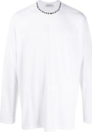 Givenchy Camiseta perfurada - Branco