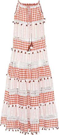 Dodo Bar Or Tiered cotton maxi dress