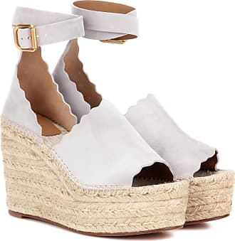 2c0698a72d Chloé® Wedge Sandals − Sale: up to −78% | Stylight