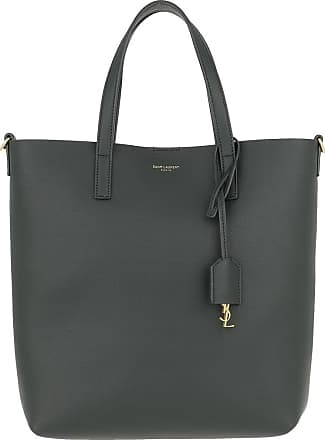 Saint Laurent Toy Shopping Bag Dark Mint Shopper grün