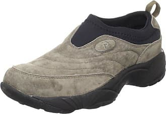 Propét Propet Mens M3850 Washable Moc Walking Shoe,Gunsmoke,8.5 3E US