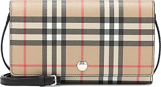 Burberry Vintage Check E-canvas shoulder bag