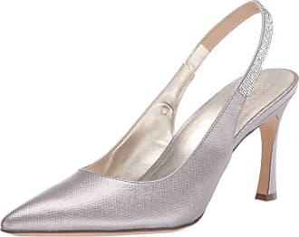 Naturalizer Womens Aleah Slingbacks Grey Size: 6.5 Wide
