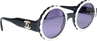 05734dcfa47 Chanel New Vintage Chanel Spring Summer 1993 Camelia Sunglasses Made In  Italy