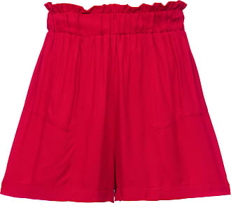 Vi And Co Shorts Nazaré Vermelho - Mulher - PP BR