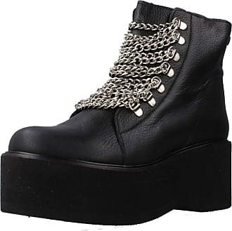 Yellow Women Womens Boots Denver Black 5.5 UK