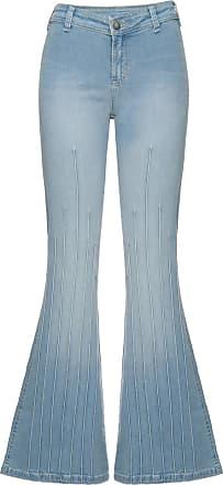We Fit Store Calça Jeans Nervura Azul - Mulher - 36 BR
