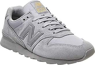 40.5 EU New Balance WL996FC Damen Schuhe Grau