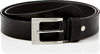 BLACK or BROWN 38mm wide Made by Milano FULL GRAIN MENS LEATHER BELT