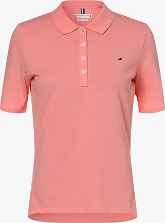 Tommy Hilfiger Damen Poloshirt rosa