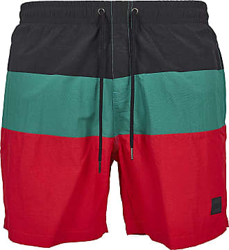 7f54ca96 Urban Classics Color Block Swim Shorts - Bade- & strandklær - Badeshorts -  svart