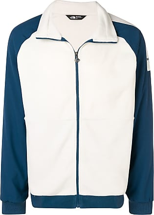 The North Face bicolour sporty jacket - White
