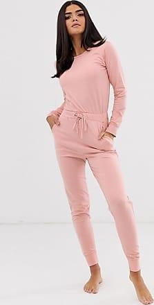 Missguided Loungewear - Jumpsuit-Rosa