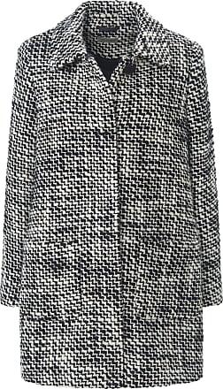 Uta Raasch Coat in woven bouclé Uta Raasch multicoloured