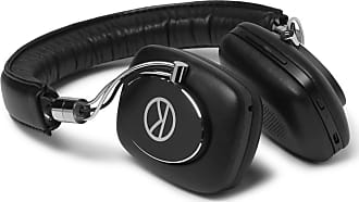 Kingsman + Bowers & Wilkins P5w Leather-covered Wireless Headphones - Black