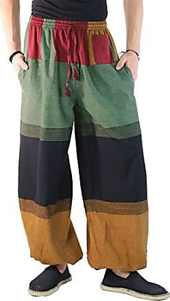 38-42 Caprihose uni bunt JOGGER PANTS SWEATHOSE kurze Damenhose SHORTS