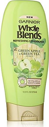 Garnier Whole Blends Conditioner with Green Apple & Green Tea Extracts, 12.5 fl. oz