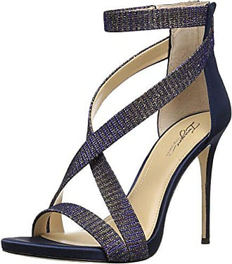 Imagine Vince Camuto Womens Devin Dress Sandal, Inkwell Blue, 5.5 Medium US