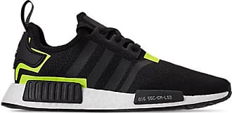 adidas Mens NMD Runner R1 Casual Shoes, Black