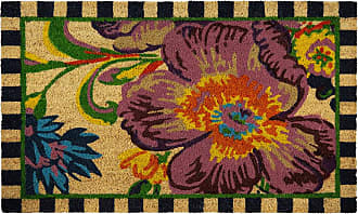 MacKenzie-Childs Flower Market Entrance Mat
